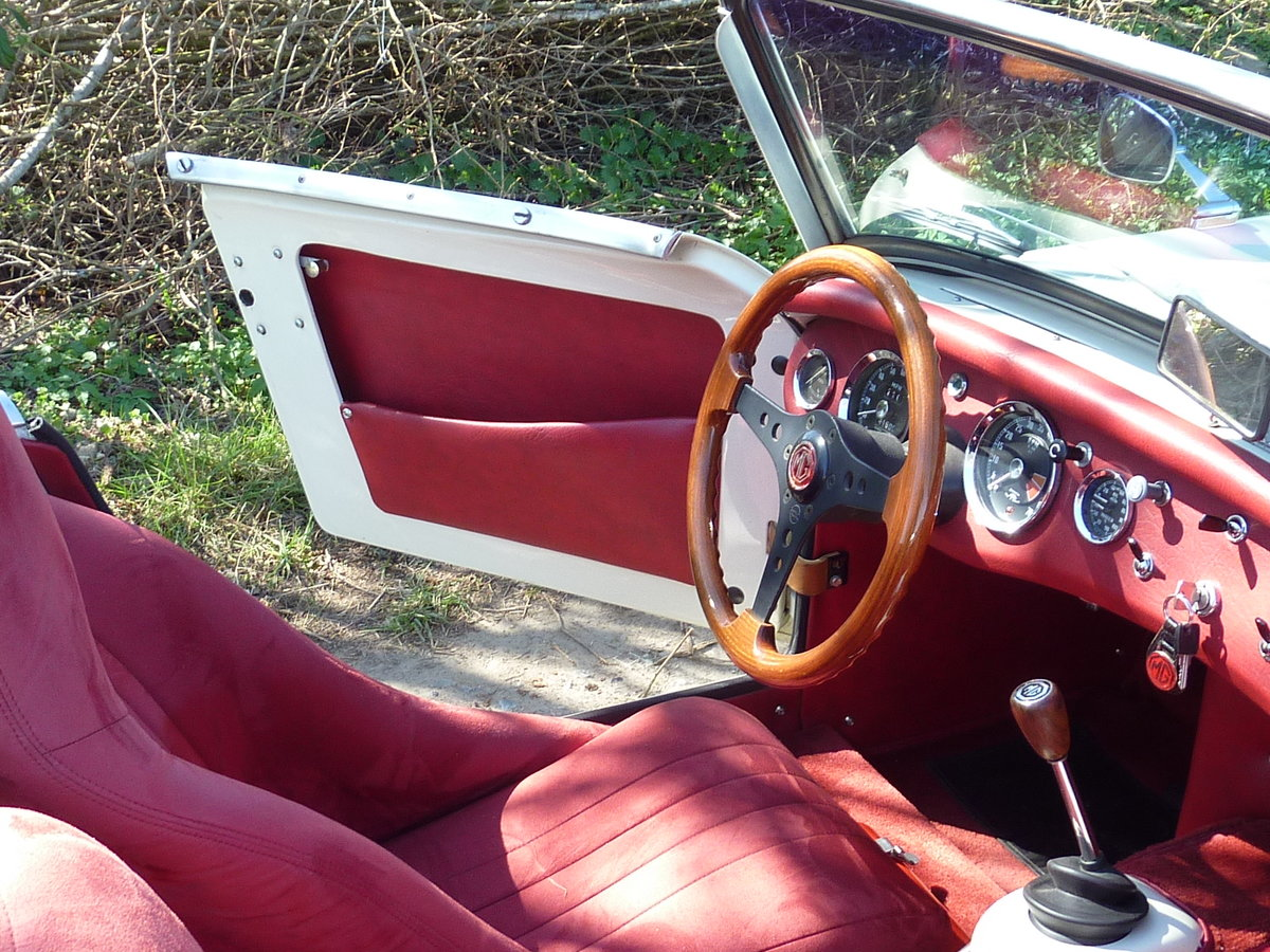 1961 MG Midget MK1 Chassis 1564 For Sale (picture 5 of 6)