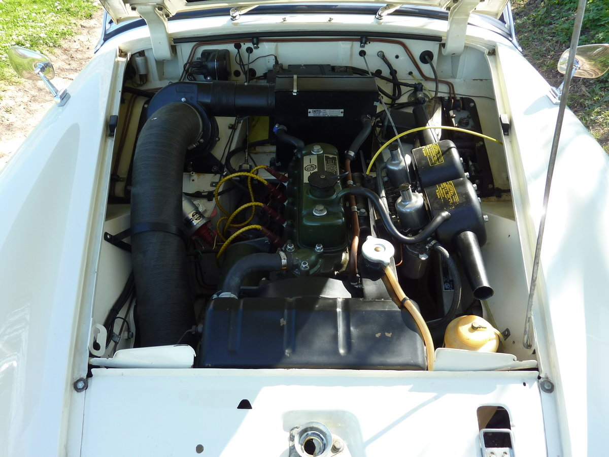 1961 MG Midget MK1 Chassis 1564 For Sale (picture 6 of 6)
