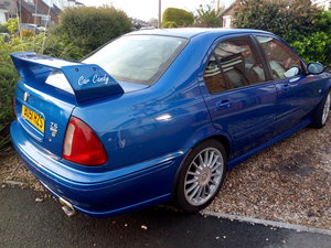 2001 MG ZS 180 mk1 For Sale