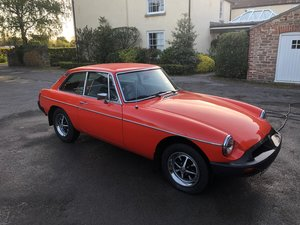 1979 MGB GT Fully original  For Sale