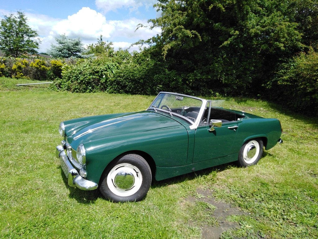 1966 Mk 2 MG Midget For Sale (picture 3 of 6)