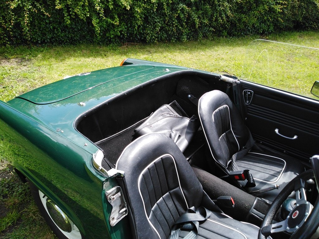 1966 Mk 2 MG Midget For Sale (picture 5 of 6)