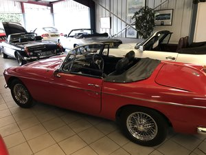 1972 MGB ROADSTER For Sale