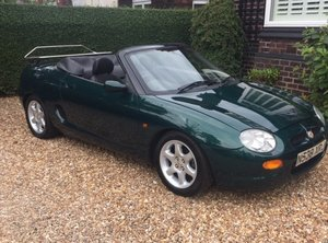 1996 MGF Very early with only 20000 miles For Sale