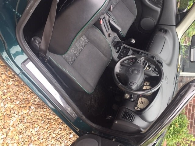 1996 MGF Very early with only 20000 miles For Sale (picture 4 of 6)