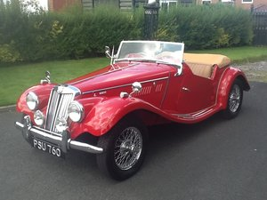 1954 MG TF 1500  RHD £27500