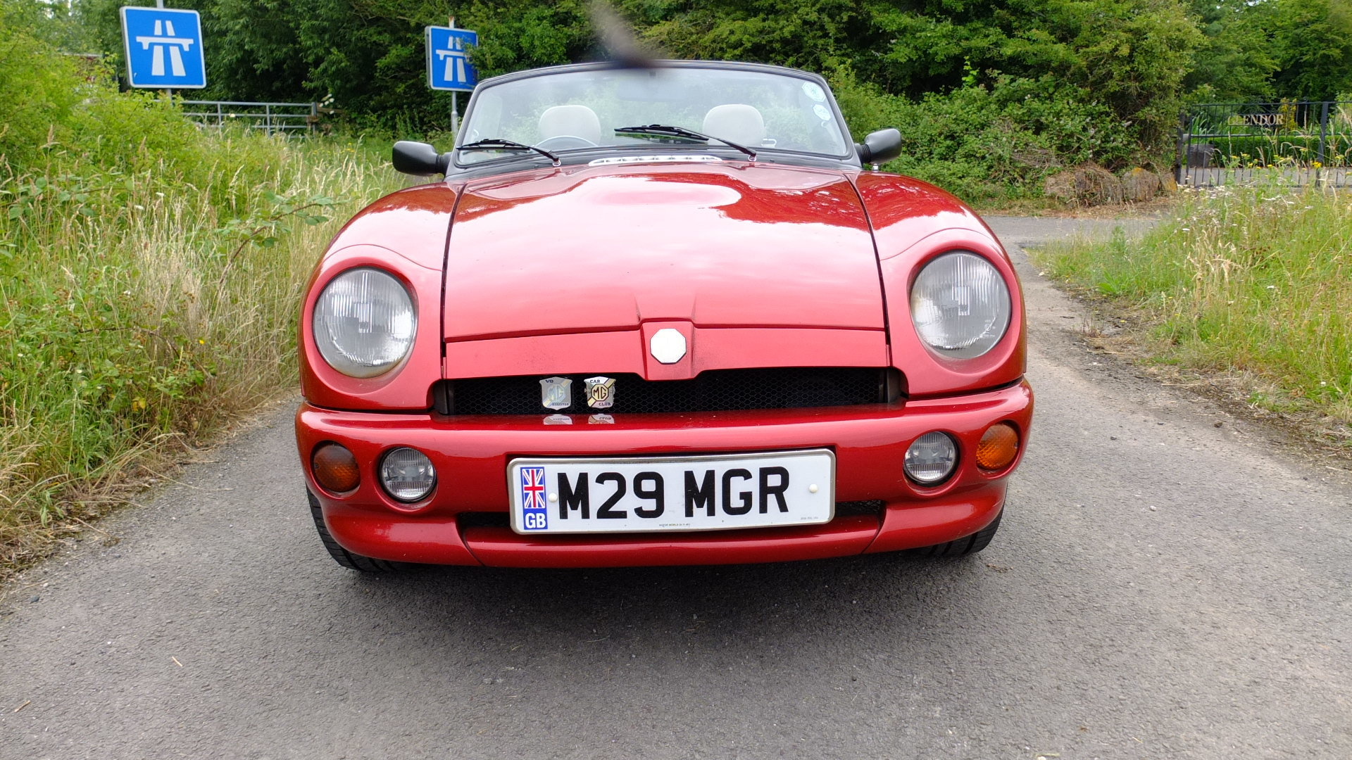 1995 MGRV8 For Sale (picture 4 of 4)