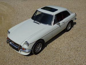 MGB GT V8 – Powertrain 4600cc/5 Speed G/box