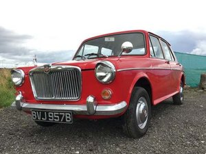 Picture of 1964 MG 1100 De-Luxe at Morris Leslie Auction 17th August SOLD by Auction