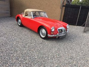 1961 MG A 1600 MkII at Morris Leslie Auction 17th August For Sale by Auction