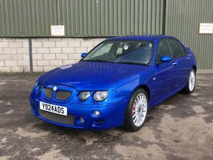 2001 MG ZT+  For Sale by Auction