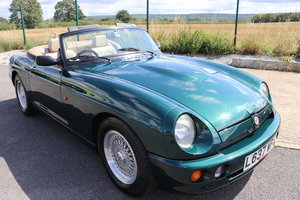 1993 MGR V8, UK Car in Racing green metallic,immaculate For Sale