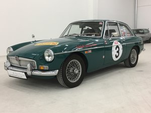 1969 MGB GT LHD For Sale