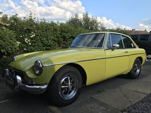 1974 MGBGT BEAUTIFUL CLASSIC MG For Sale