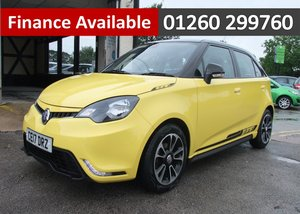 2017 MG 3 1.5 3 STYLE VTI-TECH 5DR, 5 Door Hatchback SOLD