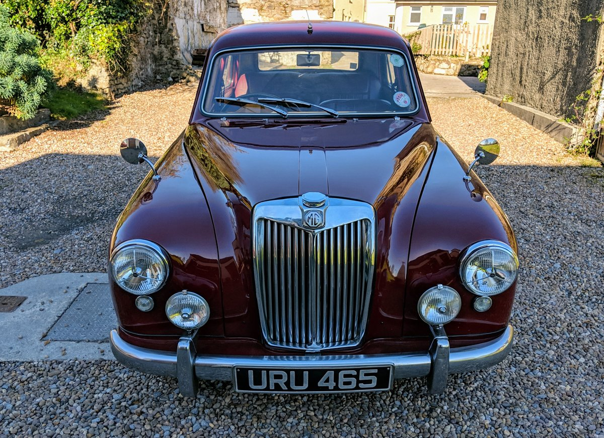 1957 MG Magnette ZB For Sale (picture 6 of 6)