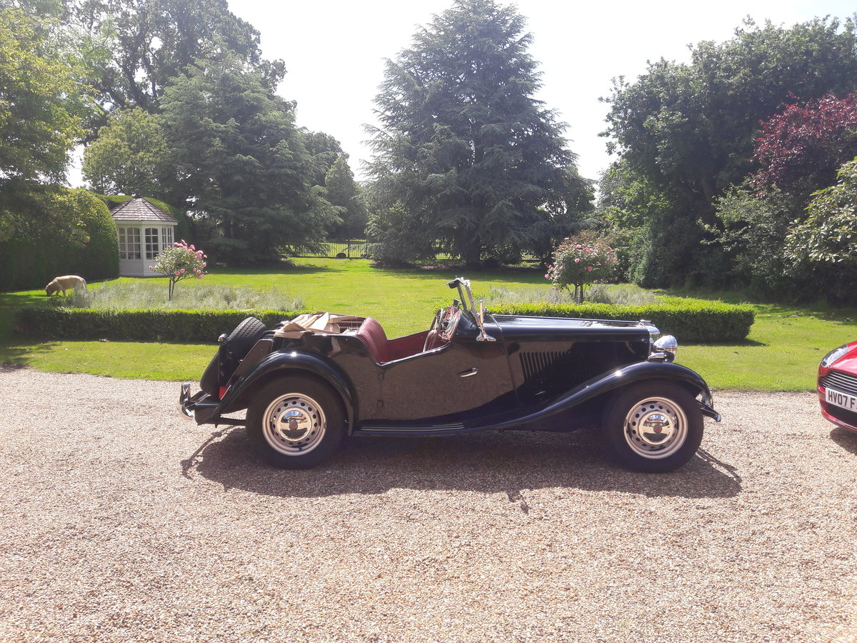 1952 MG TD 2 RHD For Sale (picture 1 of 6)