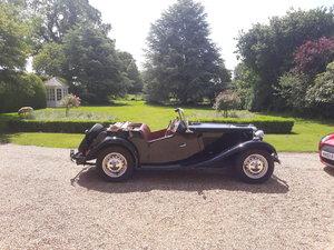 1952 MG TD 2 RHD For Sale