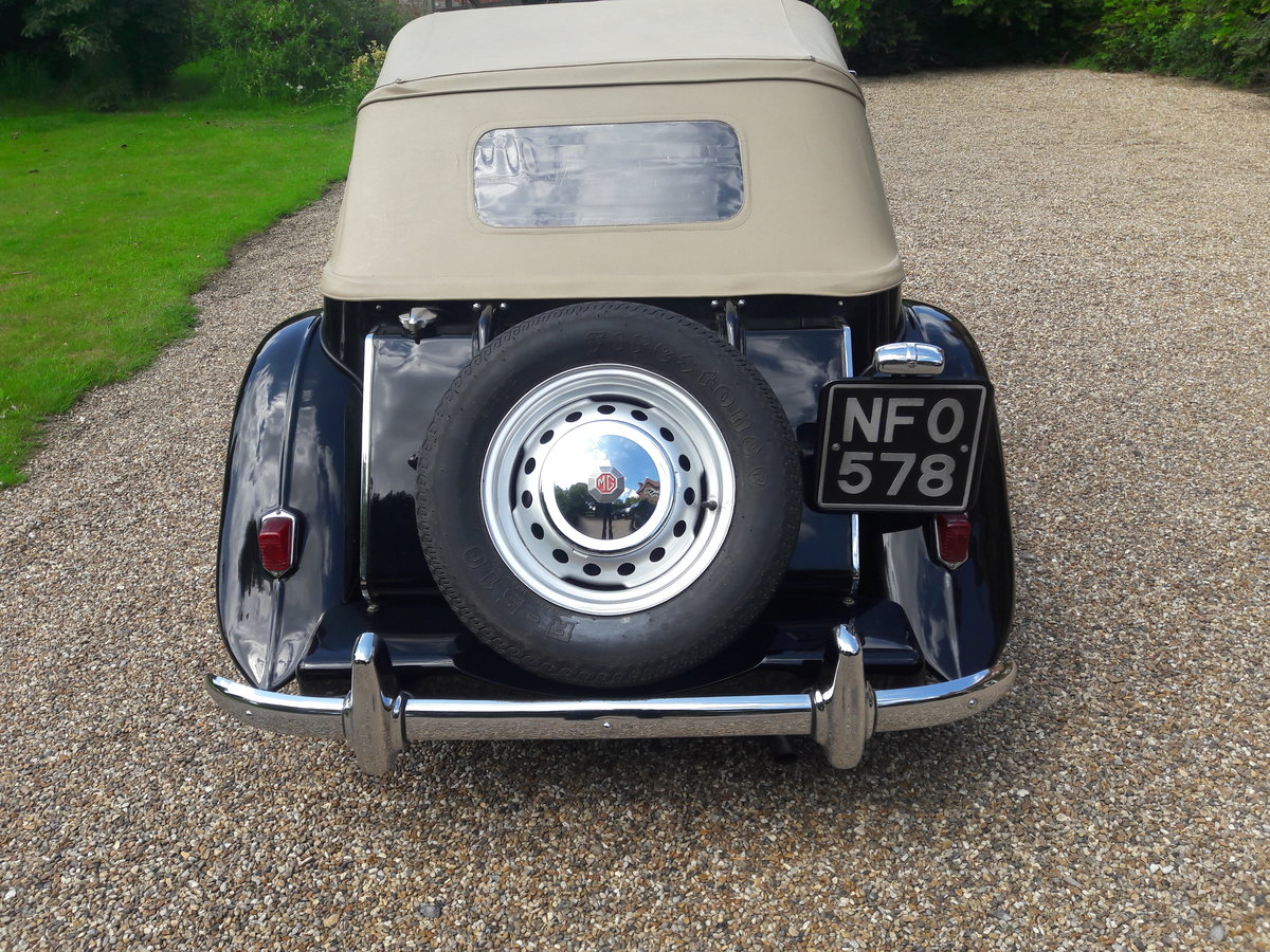 1952 MG TD 2 RHD For Sale (picture 3 of 6)