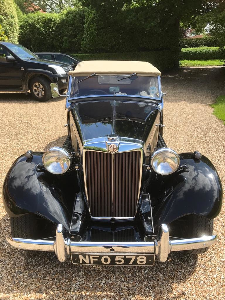 1952 MG TD 2 RHD For Sale (picture 6 of 6)