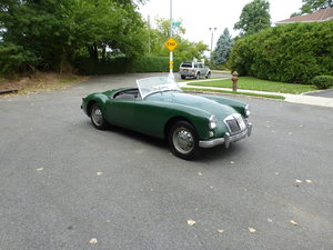 1958 MG A 1500 Roadster One Owner Good Mechanics - For Sale