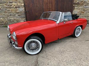 1977 Mg midget 1500 roadster superb condition For Sale