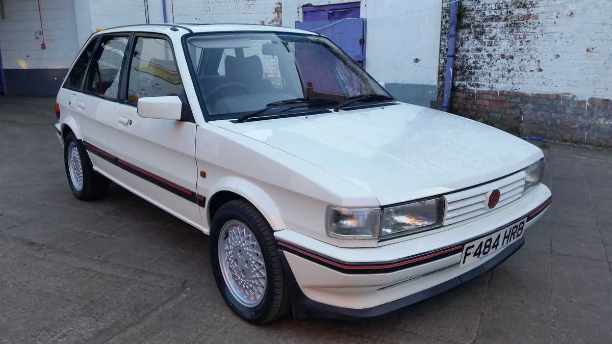 1988 mg maestro 2.0 efi superb condition For Hire (picture 1 of 6)