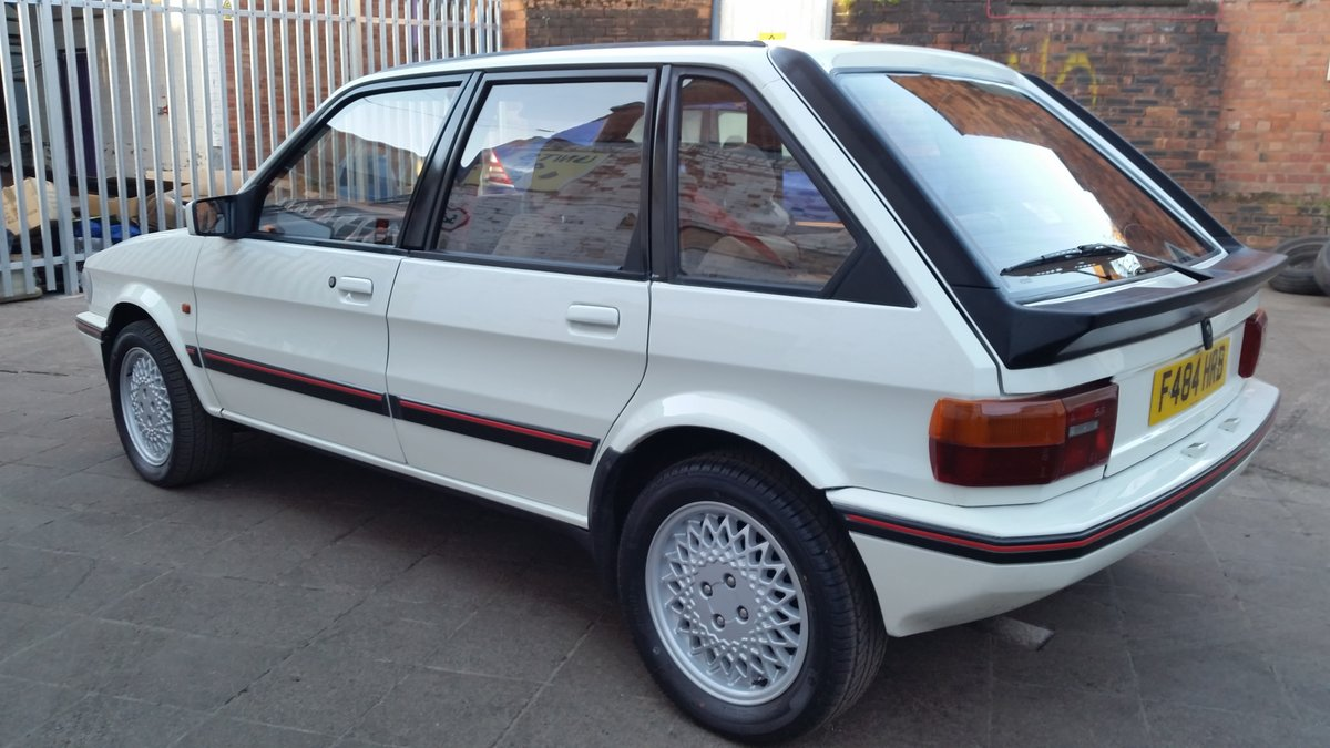 1988 mg maestro 2.0 efi superb condition For Hire (picture 3 of 6)