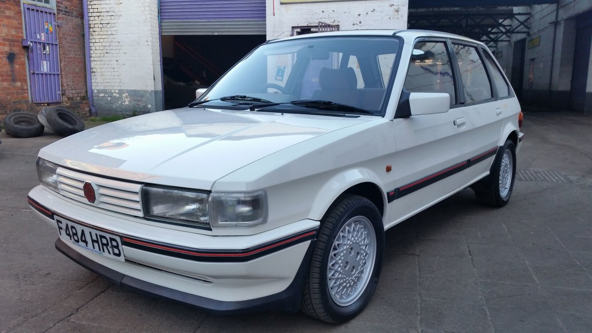 1988 mg maestro 2.0 efi superb condition For Hire (picture 4 of 6)