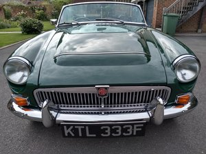 1968 MGC Convertible For Sale