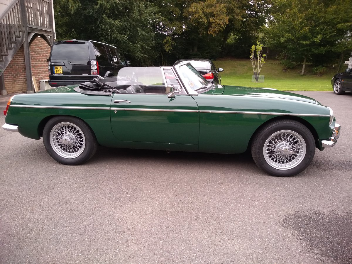 1968 MGC Convertible For Sale (picture 2 of 6)