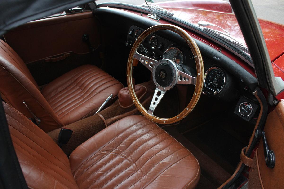 1974 MG MIDGET 1275 - ROUND WHEEL ARCH - MK 3  SOLD (picture 3 of 6)