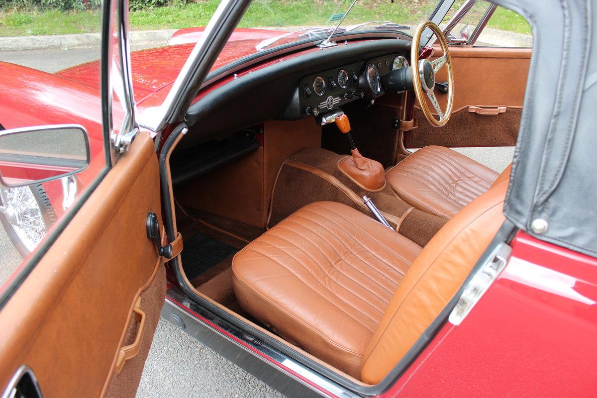 1974 MG MIDGET 1275 - ROUND WHEEL ARCH - MK 3  SOLD (picture 4 of 6)