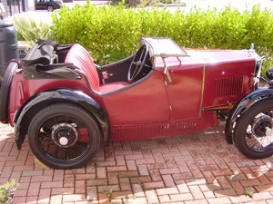 1930 Vintage MG M-type (J2) For Sale