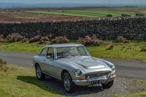 ***FURTHER REDUCED***  1968 MGC GT