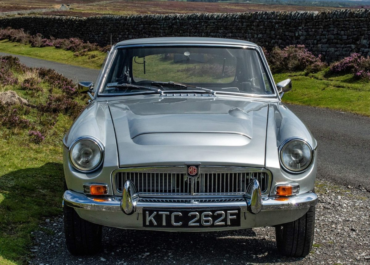 1968 MGC GT For Sale (picture 3 of 6)