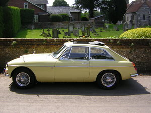 MGB GT 1967, Prev Show Winner, Stunning Mk1  For Sale