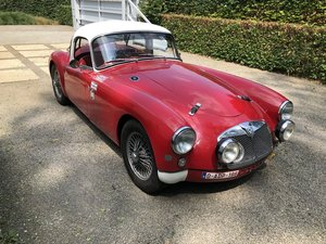 1959 MGA FHC (RHD) - new price For Sale