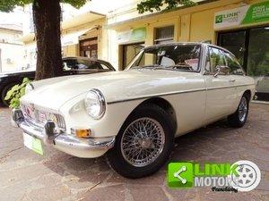 1967 MGB GT MK1 ISCRITTA ASI