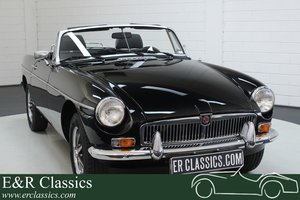 MGB Cabriolet 1979 Triple black