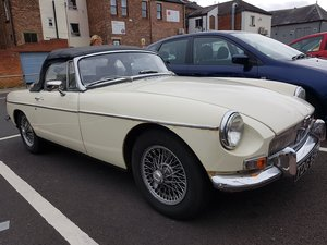 1970 MGB Roadster for sale For Sale