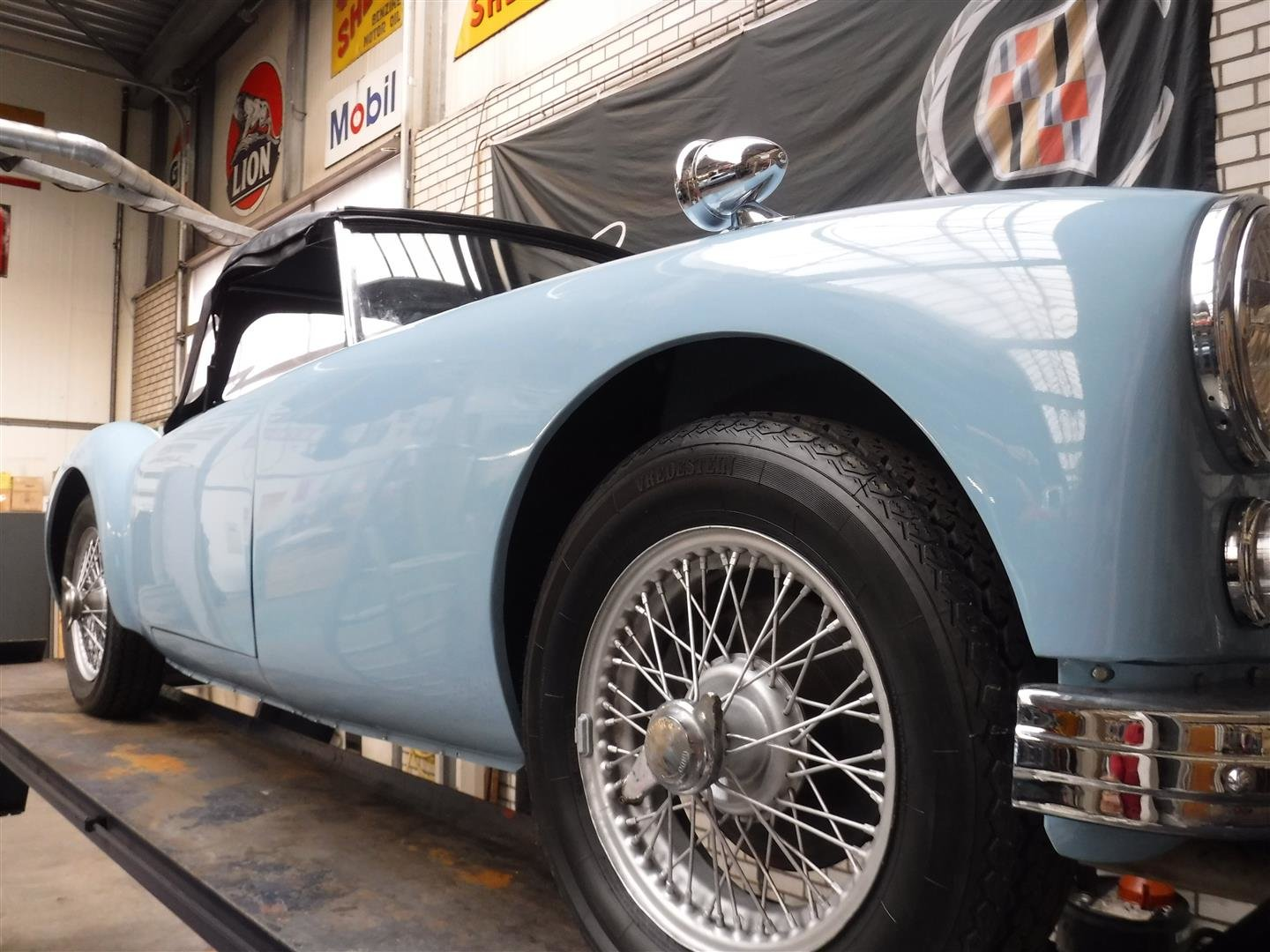 MG A 1600 Roadster 1960 For Sale (picture 4 of 6)