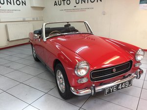 1970 MG MIDGET MK3 For Sale