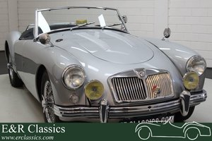 MGA Cabriolet 1959 In beautiful condition For Sale