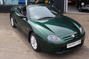 2004  MG TF 115,ONLY 16000 MLS,NEW HEADGASKET,BELT & PUMP For Sale