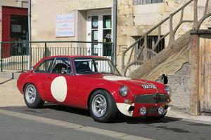 1969 MGC GT Sebring ex Doug Smith MG Motorsport For Sale