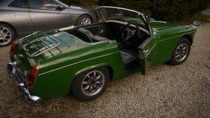 1966 MG Midget Mk2 For Sale