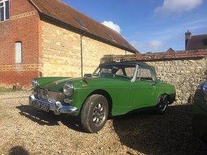 1966 MG Midget Mk2 SOLD