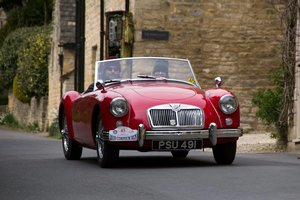 1956 MGA MK1 1500 Roadster  For Sale