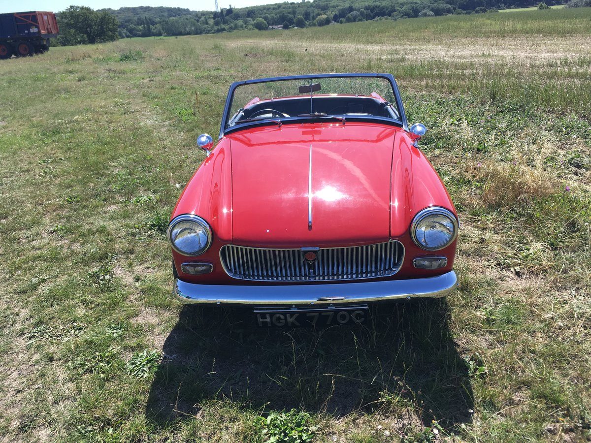 1965 MG Midget Chrome bumper lots of new parts For Sale (picture 4 of 6)